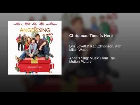 Christmas Time Is Here Lyle Lovett And Kat Edmonson Youtube