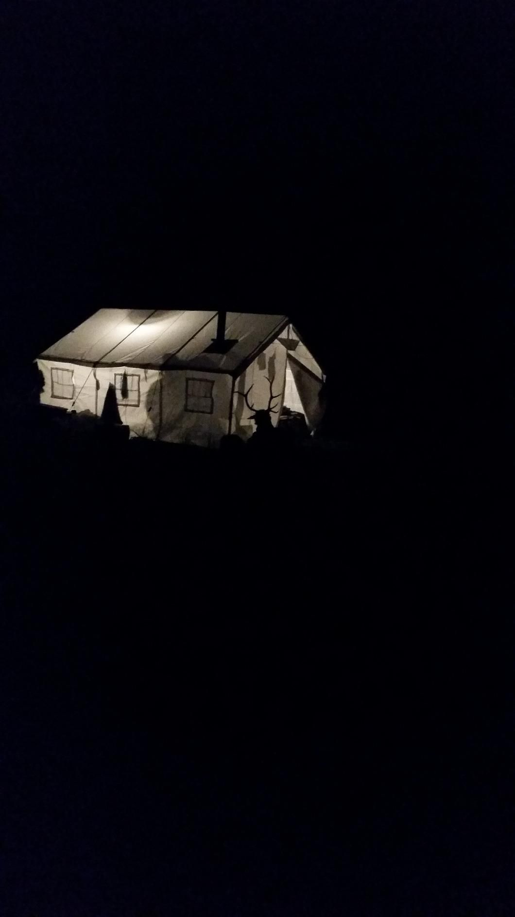 Amazon.com: Customer Reviews: 13 X 20 Canvas Wall Tent & Angle Kit ...
