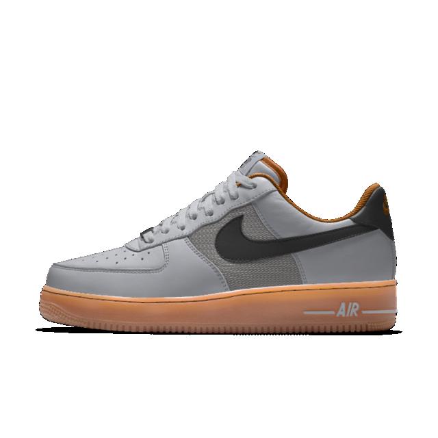 El Calzado personalizado Nike Air Force 1 Low By You en 2019