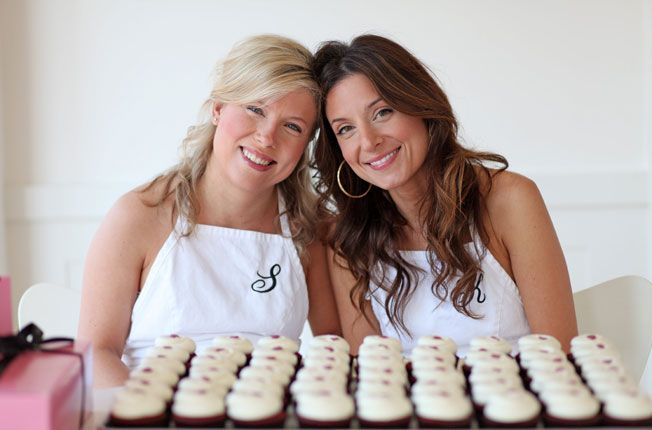 The DC Cupcake Girls are the best-selling authors of The Cupcake Diaries: Recipes and Memories from the Sisters of Georgetown Cupcake.