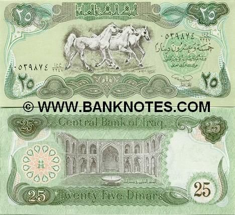 Iraqi Dinar 10k Notes With Images