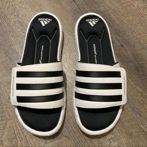 Adidas sandals size 11