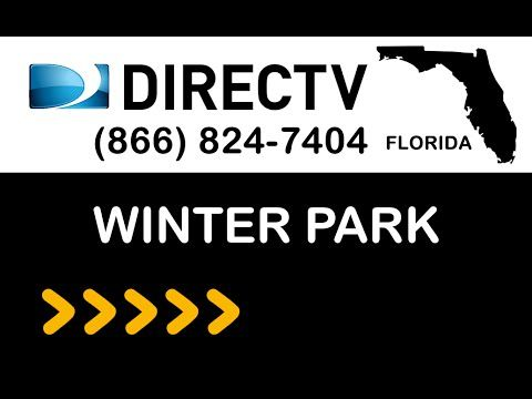 Winter-Park FL DIRECTV Satellite TV Florida packages deals and offers