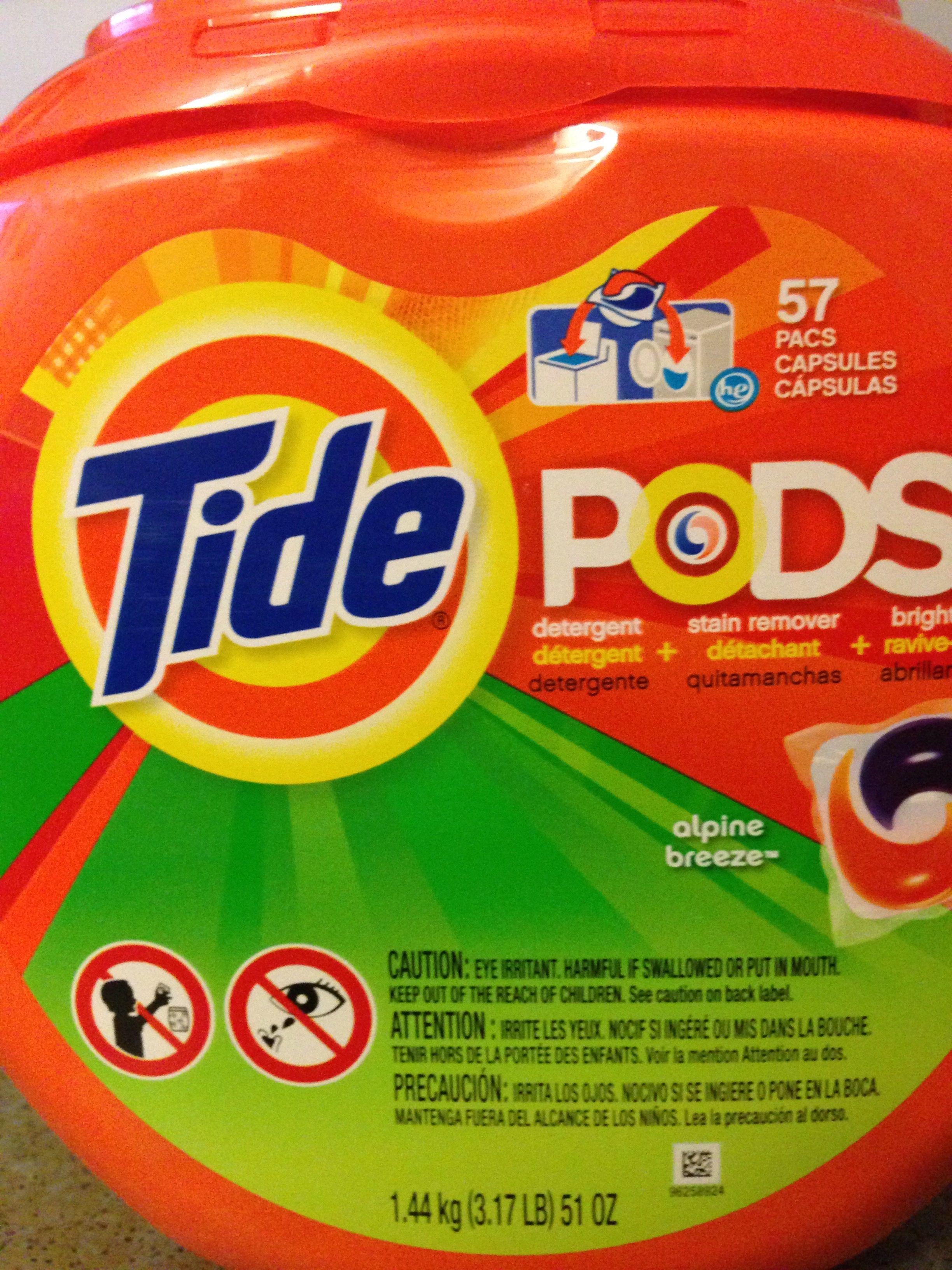 7 99 Tide Pods 57ct At Dillions 8 99 Use 1 00 1 Tide Pods E