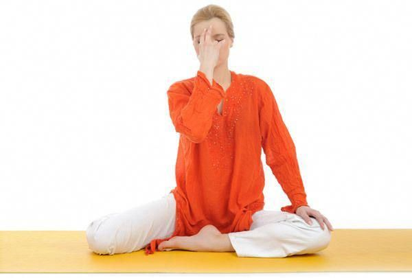 Yoga is one of the effective ways to deal with tinnitus problem