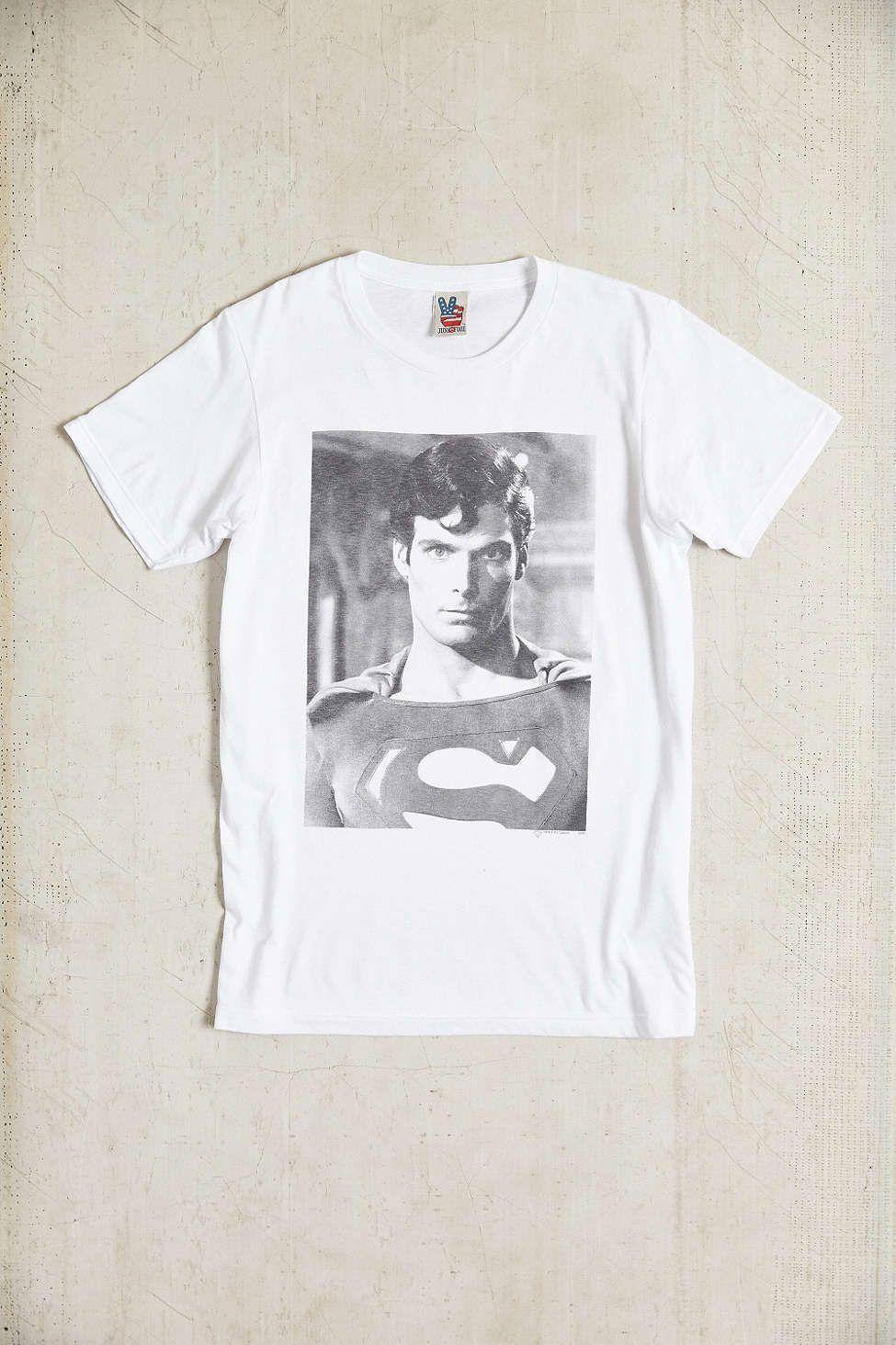 Christopher Reeves Superman Tee\