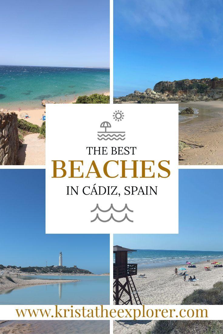 The Best Beaches In The Province Of Cádiz You Can T Miss Krista The Explorer In 2020 Cadiz Cadiz Spain Travel Fun