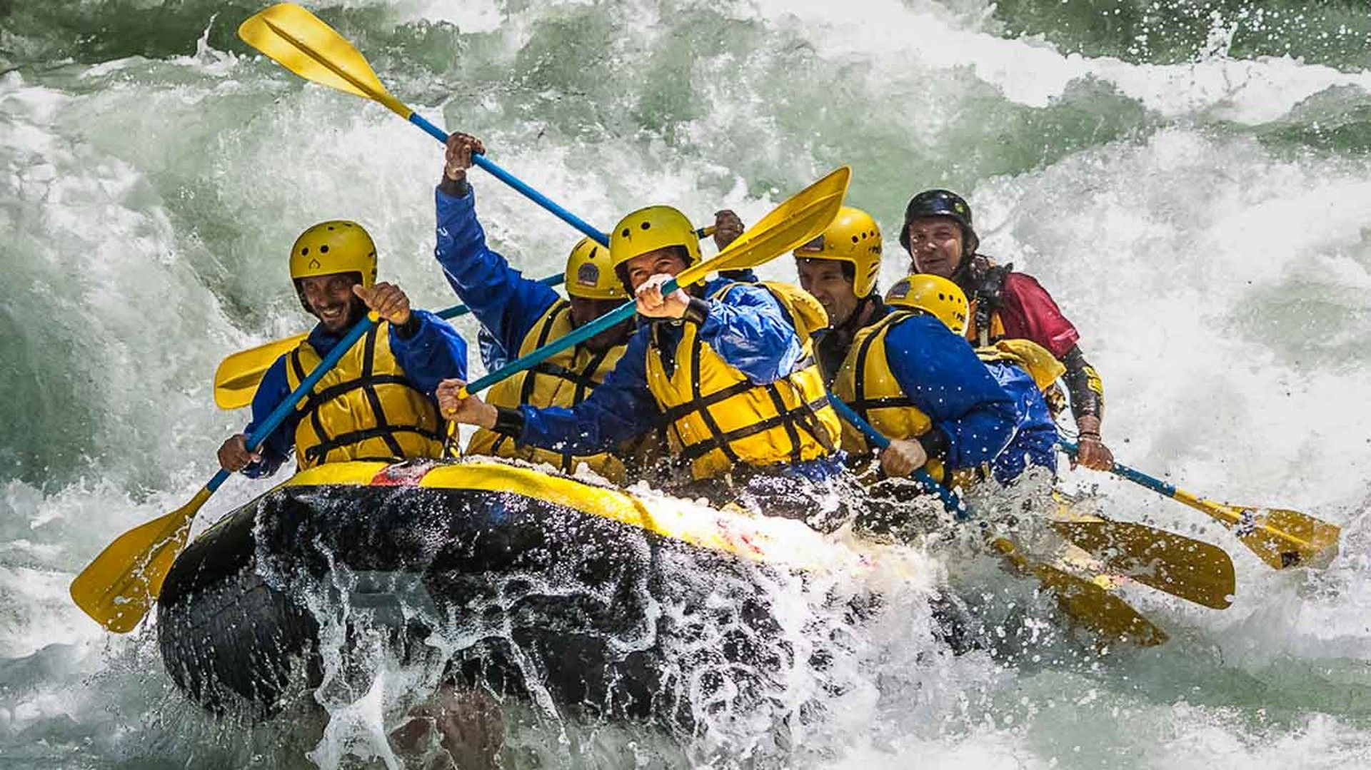 Image result for rafting wallpaper