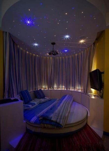 星空 ベッドルーム インテリア ベッドルームのアイデア