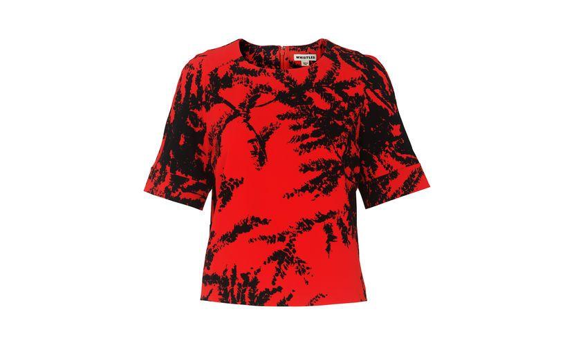 Fern Print T-Shirt