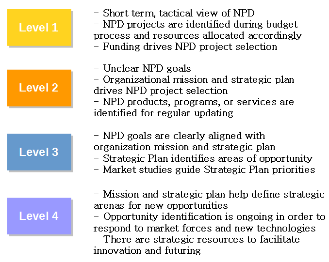 NPD Maturity Model | Maturity Models | Maturity, Model, Supply chain