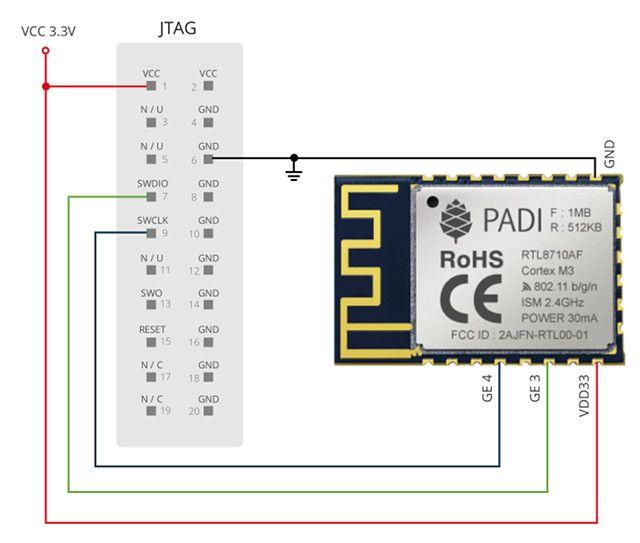 Pin On Rtl8710 Arduino