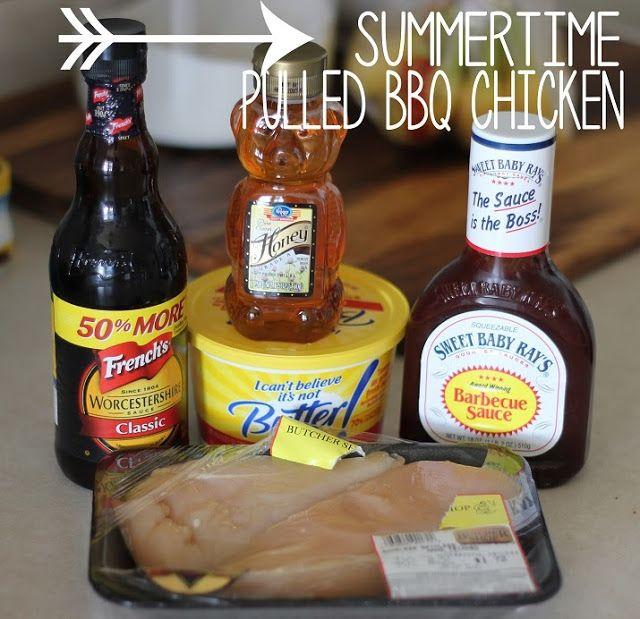 Copeland&co.: Yummy Summer BBQ Chicken