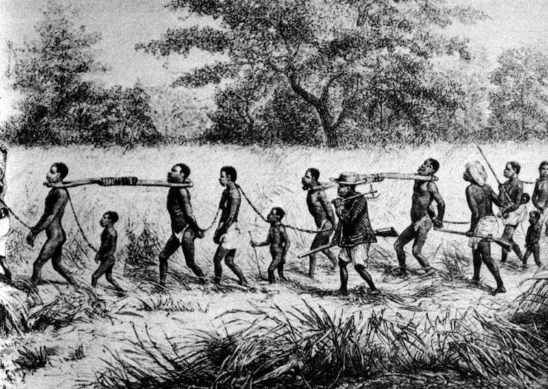 mistreatment of slaves