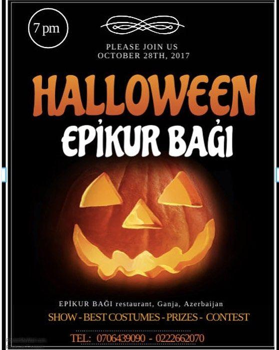 epikur bagi halloween restaurant ideas