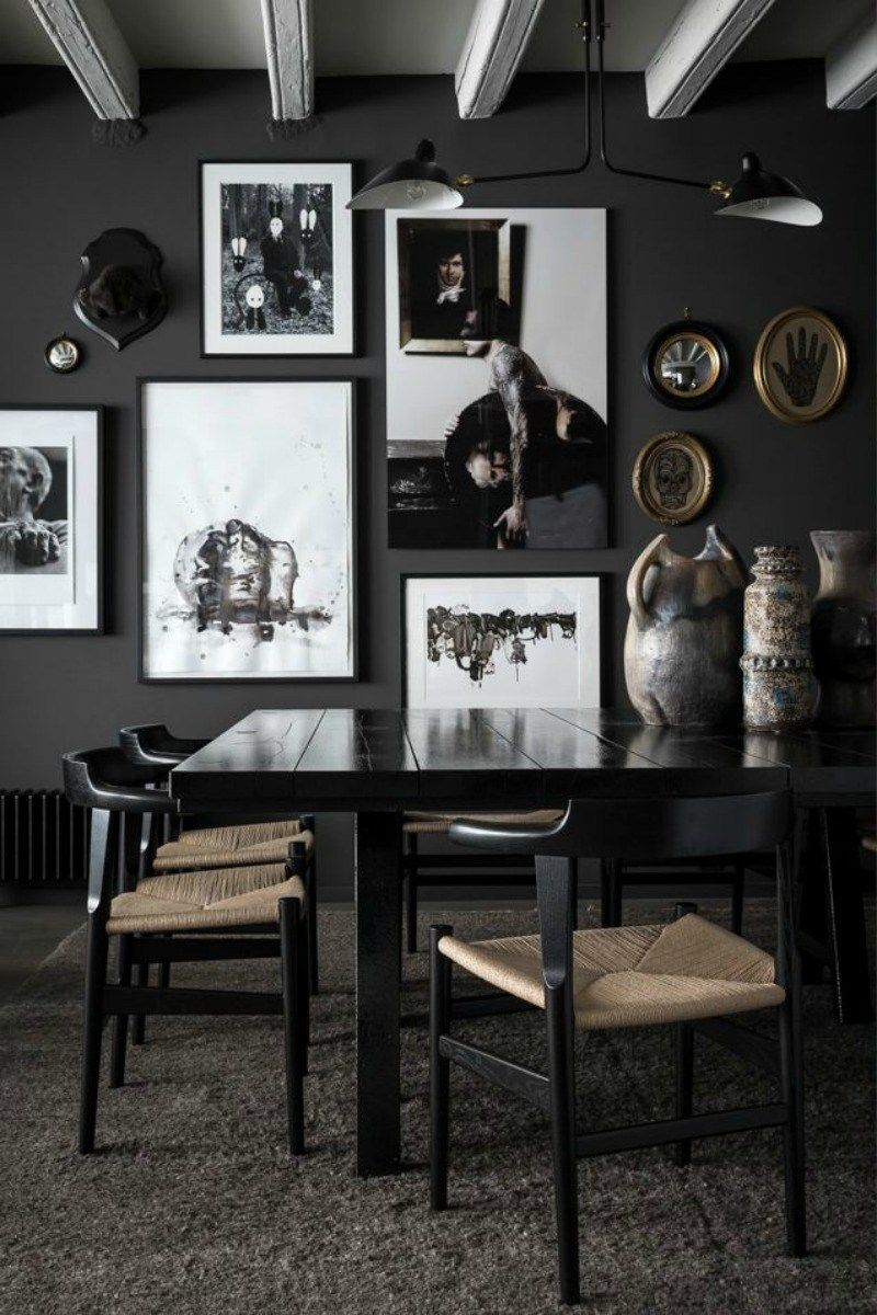 I adore dining rooms, even as I know they're going out of fashion. You might not be able to set aside a whole room, but like moi you may have carved out a dining zonein an open plan space, o…