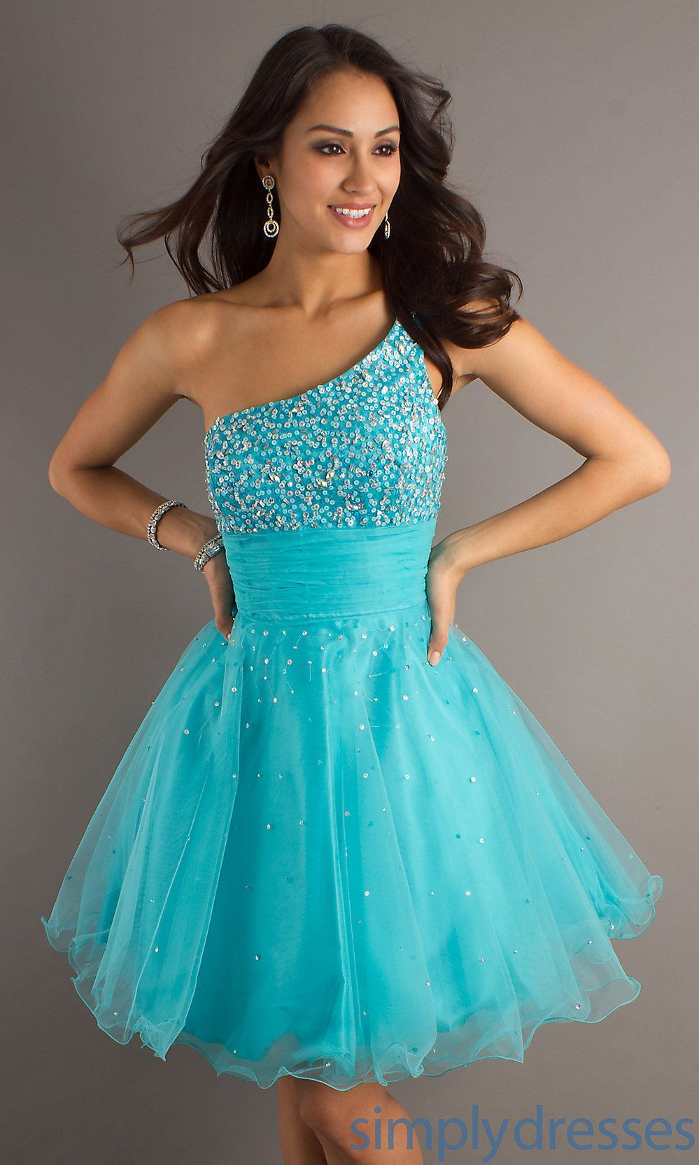 blue short dresses - Google Search | fancy dresses | Pinterest ...