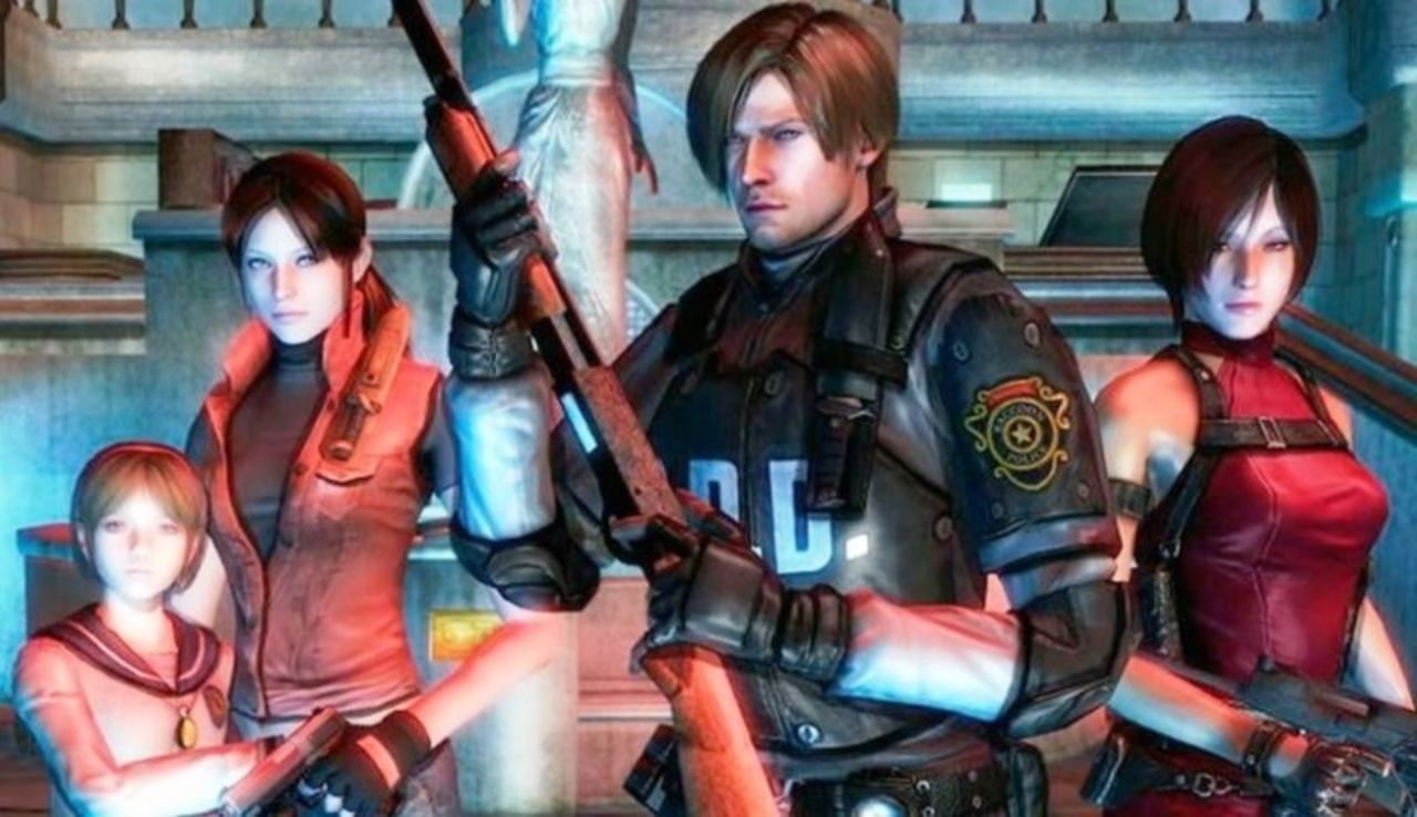 Resident Evil 2 Remake Fans Think They Have Seen Ada Wong S New