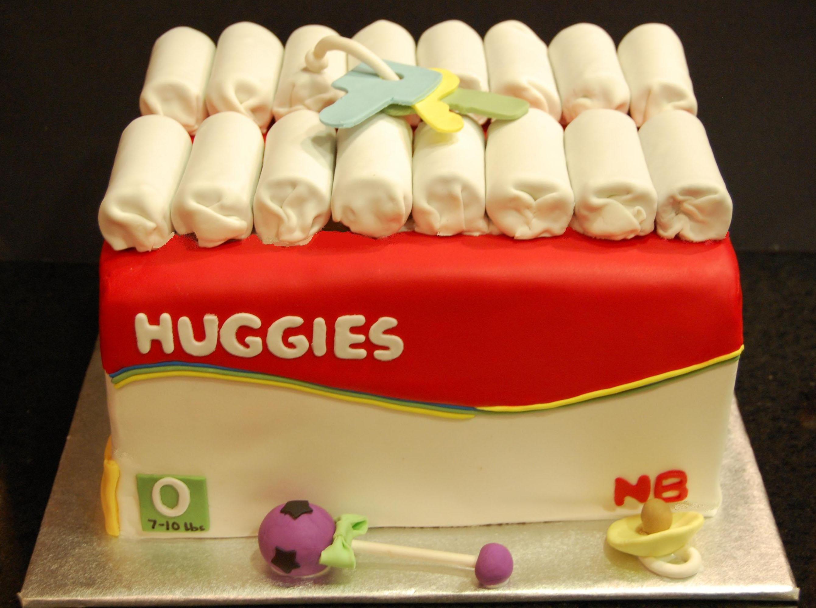 Cake Baby Shower Recipes : Baby shower gift idea on Pinterest Diaper Cakes, Diaper ...