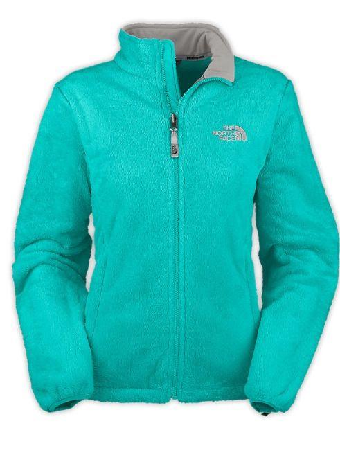 a1a393dfc The North Face Osito 2 Fleece Jacket - Women's   {style inspo ...