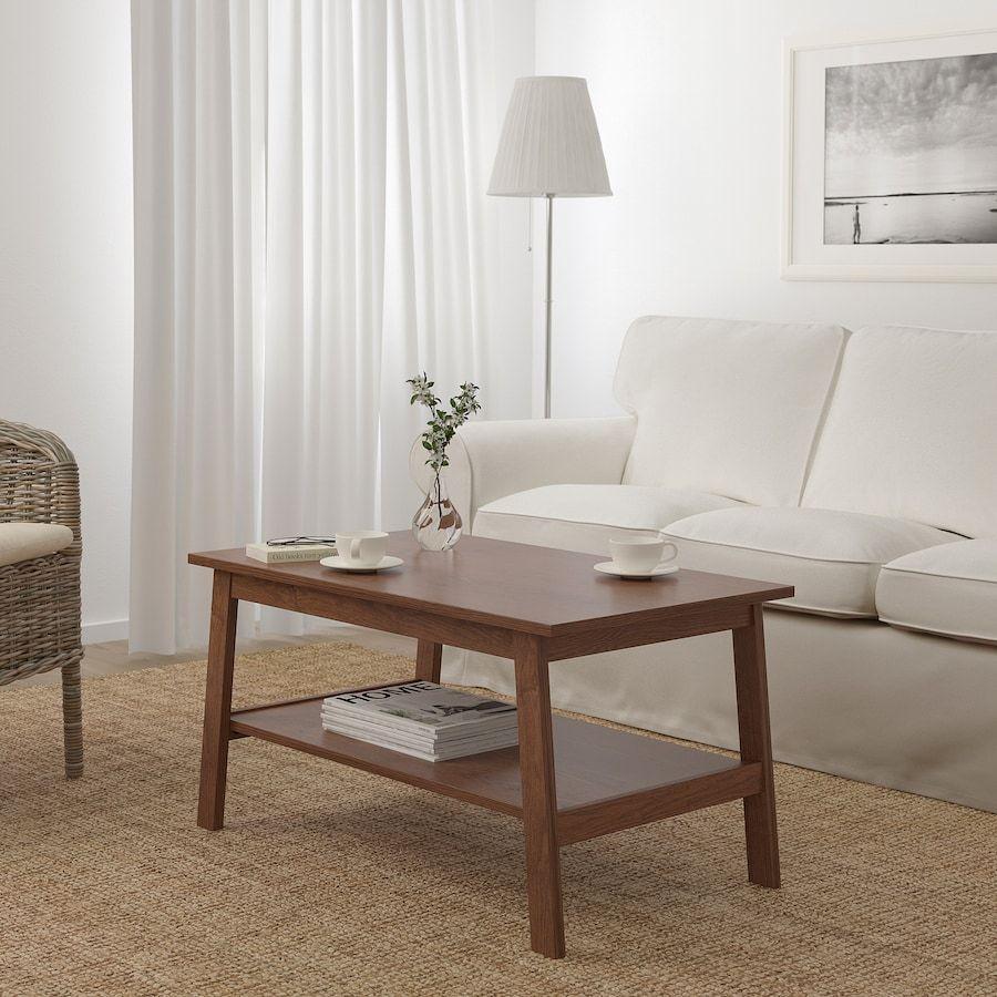 Havsta Coffee Table Dark Brown Ikea Canada Ikea Coastal Living Room Coffee Table Furniture [ 1400 x 1400 Pixel ]