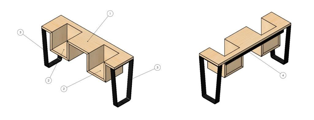 How to make a diy record player stand woodworking guide