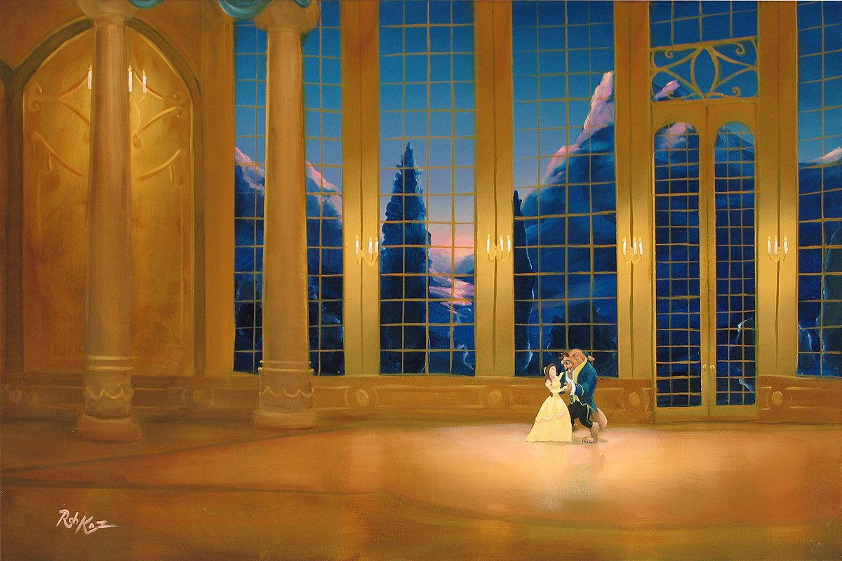 Pin it Like ImageDisney Beauty And The Beast Ballroom