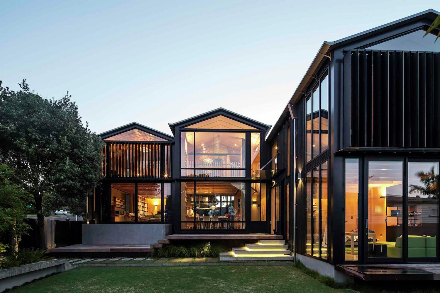 Galeria de Boatsheds / Strachan Group Architects + Rachael Rush - 1