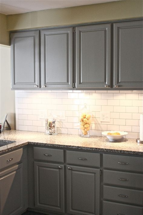 Photo of 69 ideas for kitchen white and grey cabinets granite countertops
