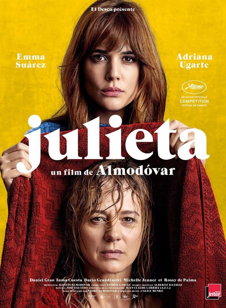 Julieta 2016 Film De Pedro Almodóvar En Streaming Complet