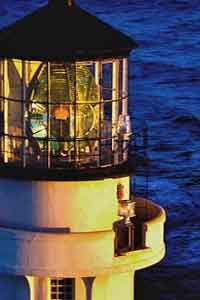 Point Arena Lighthouse Mendocino County Stay In Historical Lightkeeper S Homes At The Edge Of