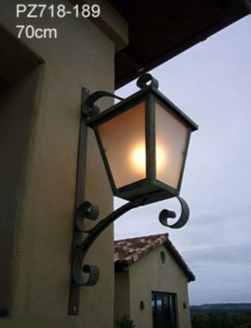 Wall Lights Outdoor Lantern With Wall Bracket 26 85 42cm Wall Lights Outdoor Wall Lighting Outdoor Lanterns
