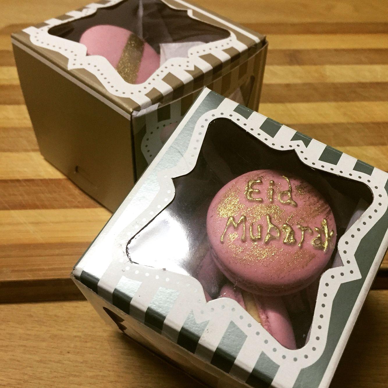 Eid boxes eid gift ideas macaron boxes eid goodies ive made eid boxes eid gift ideas macaron boxes negle Choice Image