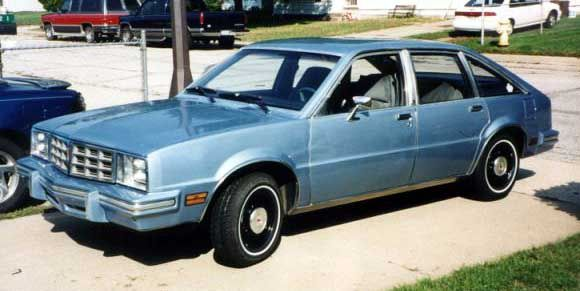 Pic 1 ~ 1980 Pontiac Phoenix ... this appears to be the identical twin of my first car.