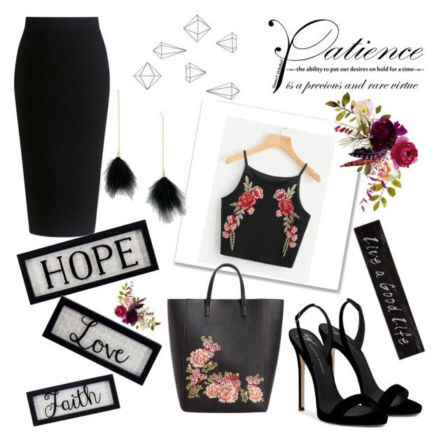"""For every event"" by nadinazoletic ❤ liked on Polyvore featuring Giuseppe Zanotti, MANGO, Umbra, New View, 3R Studios, Theory and Ettika"