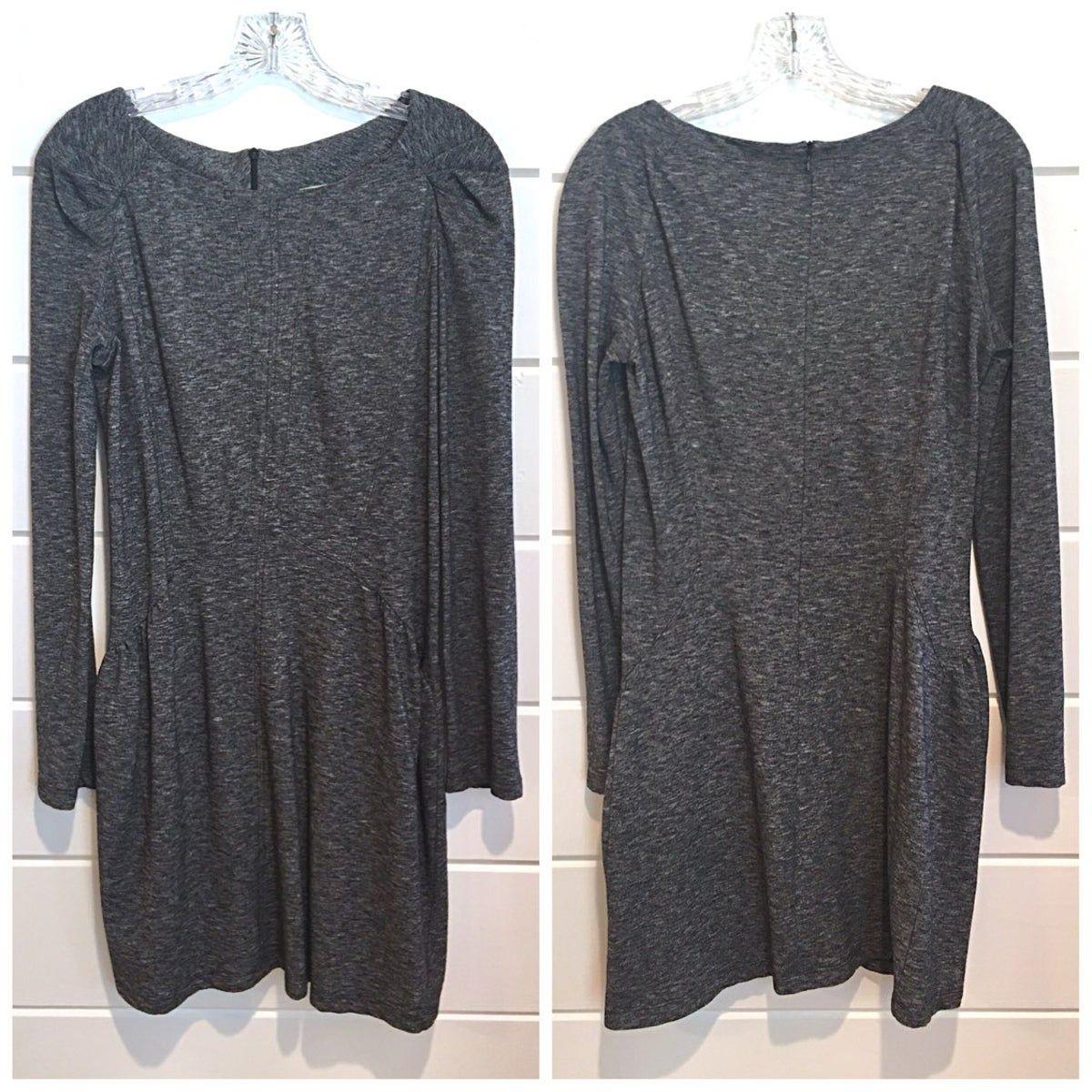 Vanessa Bruno Athe Wool/Cotton Dress S