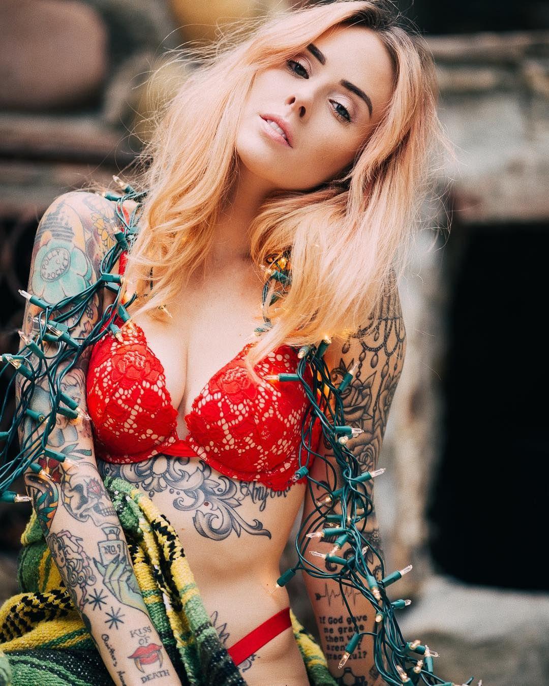 Alysha Nett Nude Photos 30