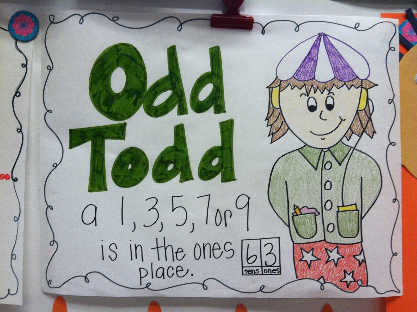 The Lemonade Stand Even And Odd Numbers Freebie