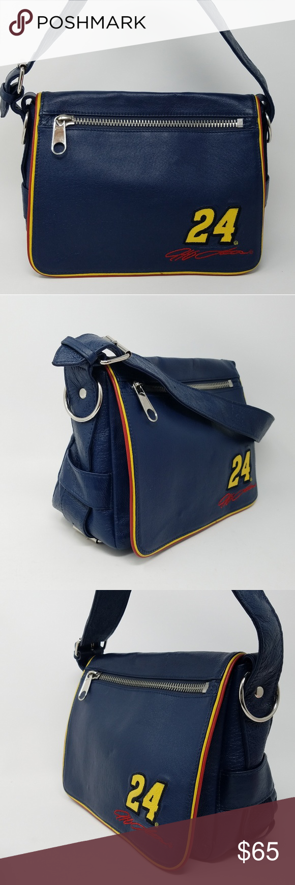Wilsons Leather jeff Gordon purse 24 Wilsons leather
