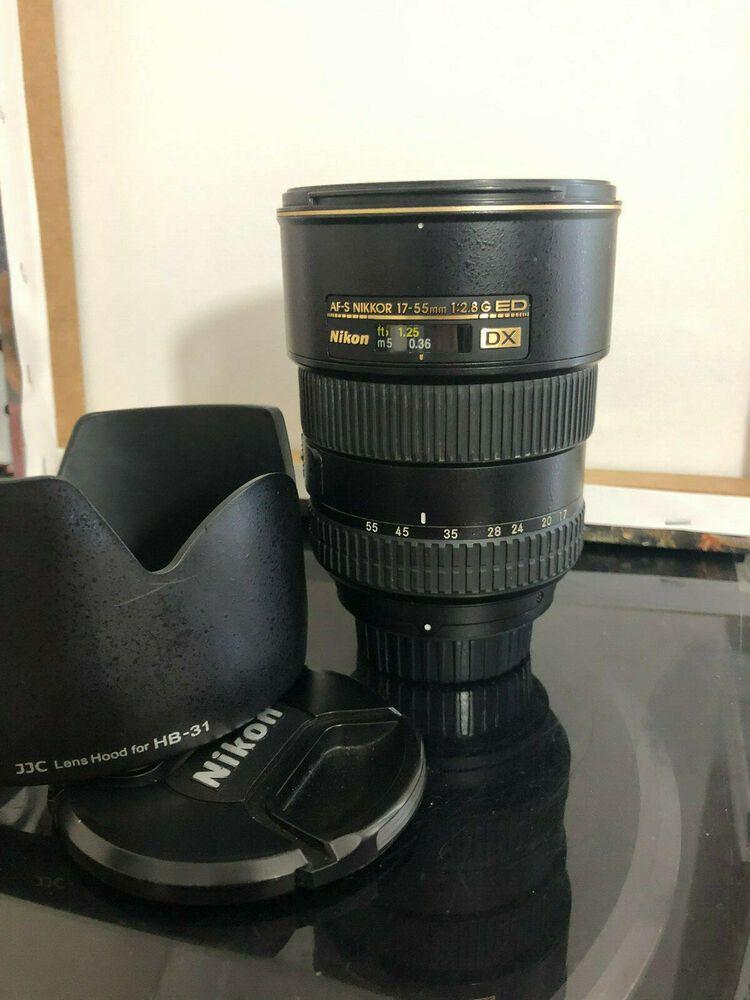 Nikon Af S 28 70mm 1 2 8 D Ed Lens Nikkor Afs 28 70 Mm F 2 8d Category