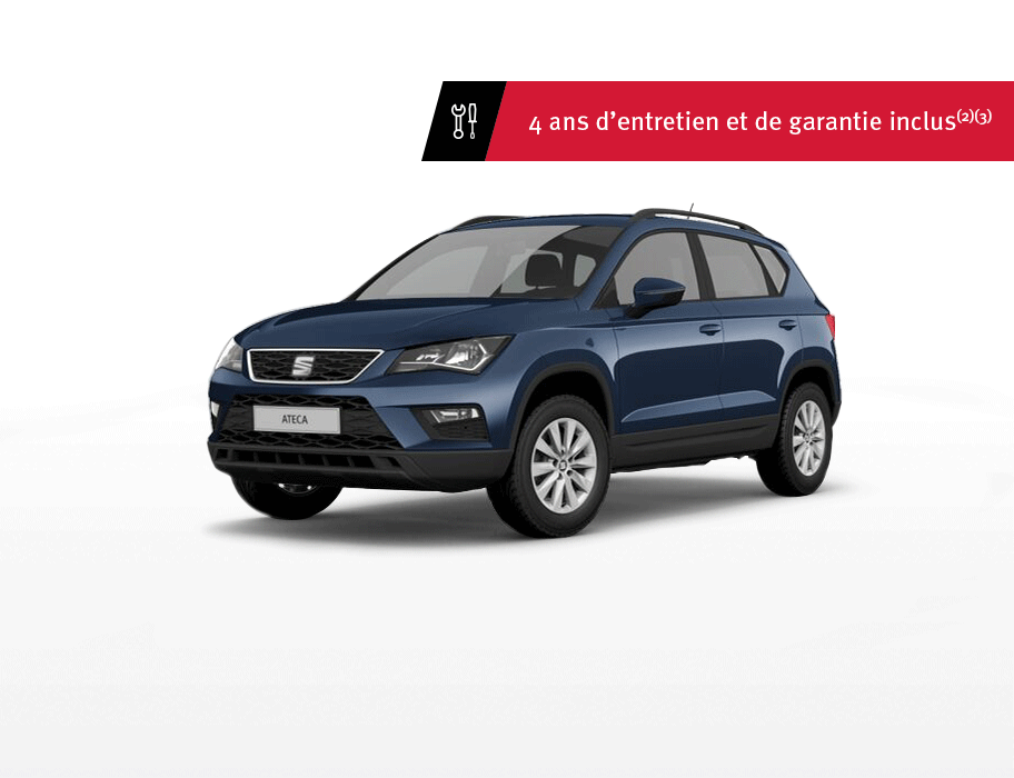 seat ateca reference offre septembre 2016