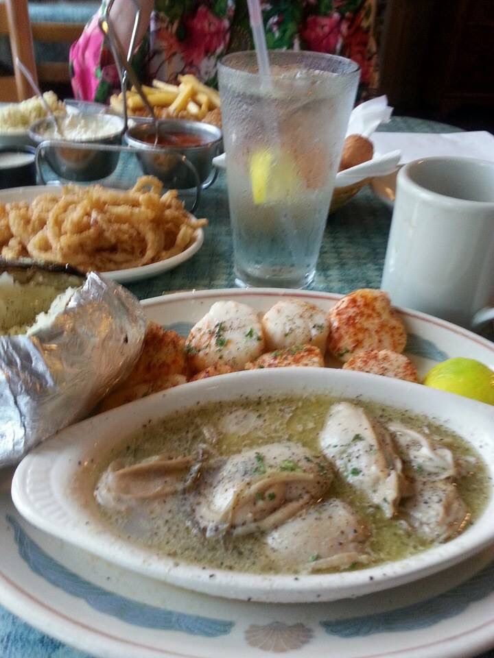 Lee S Inlet Kitchen In Murrells South Carolina Delicious Fresh Seafood