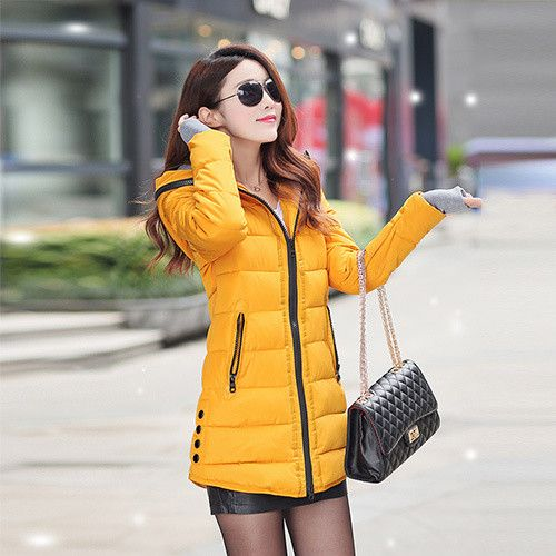 2ebed1d3a471 2016 winter jacket women wadded jacket female outerwear slim young ...