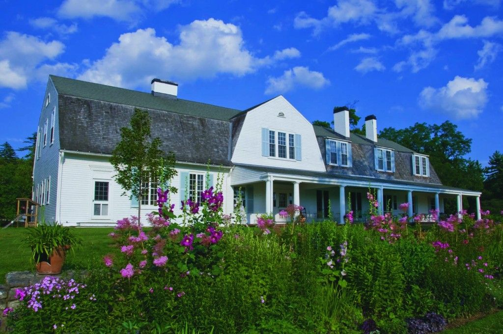 The Fells In Newbury Nh Upp Author Kim Knox Beckius Will Be Showing Us Around There Next Week On A Segment Taped Wi Union Park History Travel House Styles