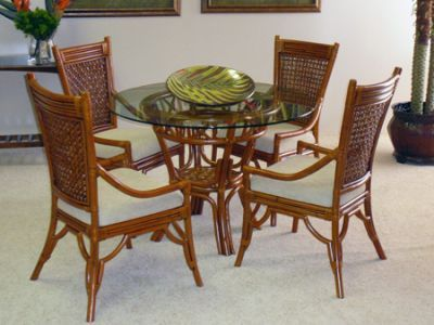 Island Furniture: Choose From Our Best Hawaiian Style Dining Room ...