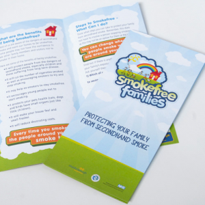 Folded Flyer  Folded Flyers    Leaflet Printing And