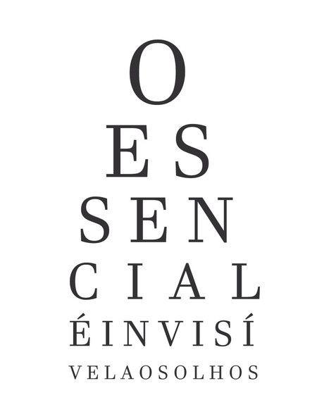 Quadro Essencial é Invisível Aos Olhos Frases Pinterest Frases