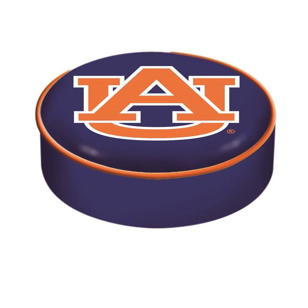 Auburn Tigers Navy Slip-On Bar Stool Cover