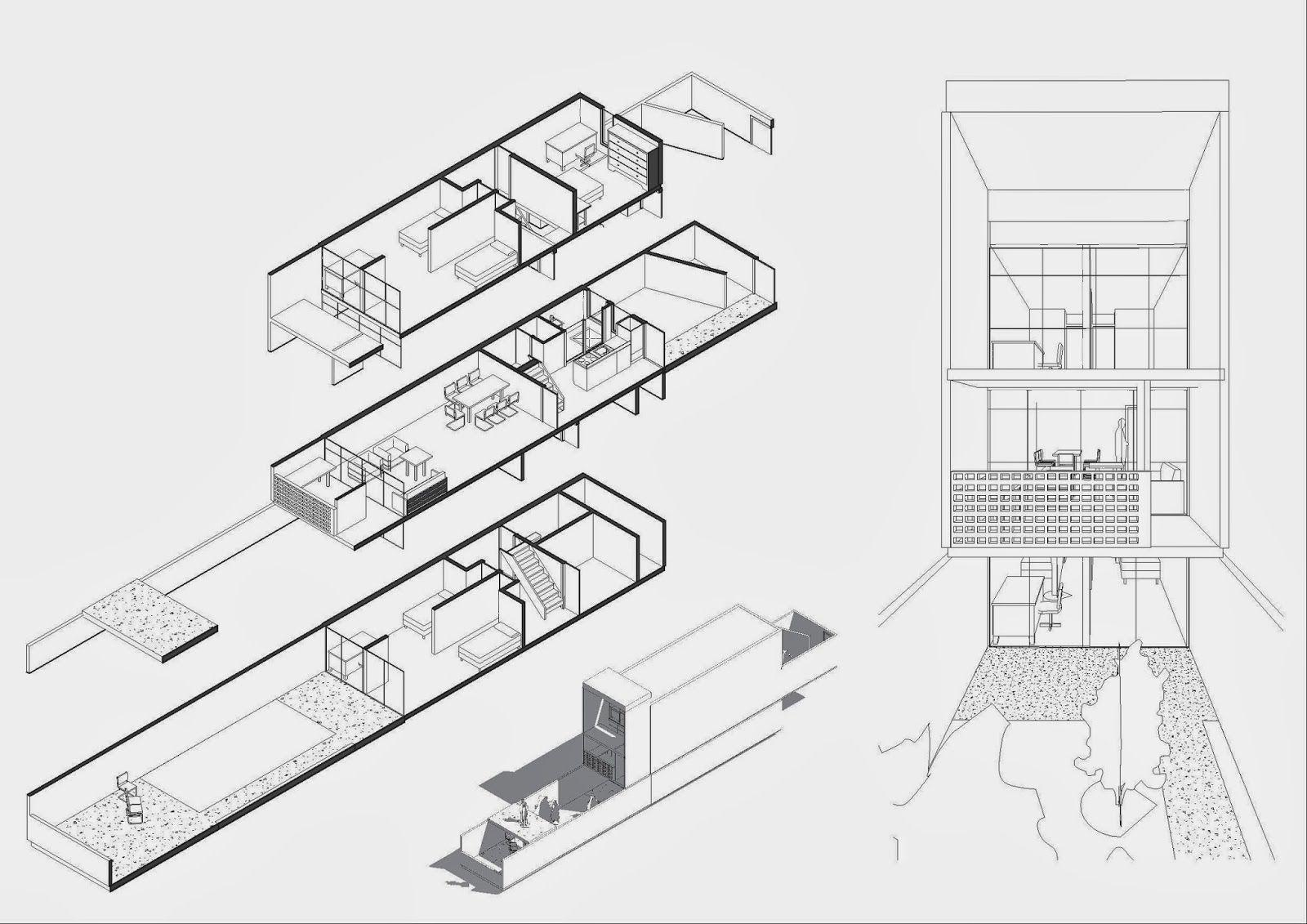 Historia de la arquitectura moderna siedlung halen for Arquitectura moderna