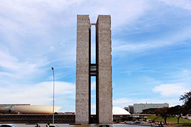 Congresso Nacional, Brasília - DF. Maio/2015 por Yamana Diniz.